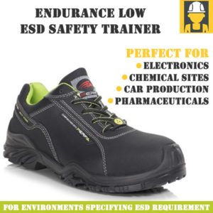 Endurance Low ESD S3 SRC Safety Trainer