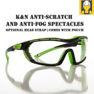 Riley Arion Panoramic Vision Safety Spectacles