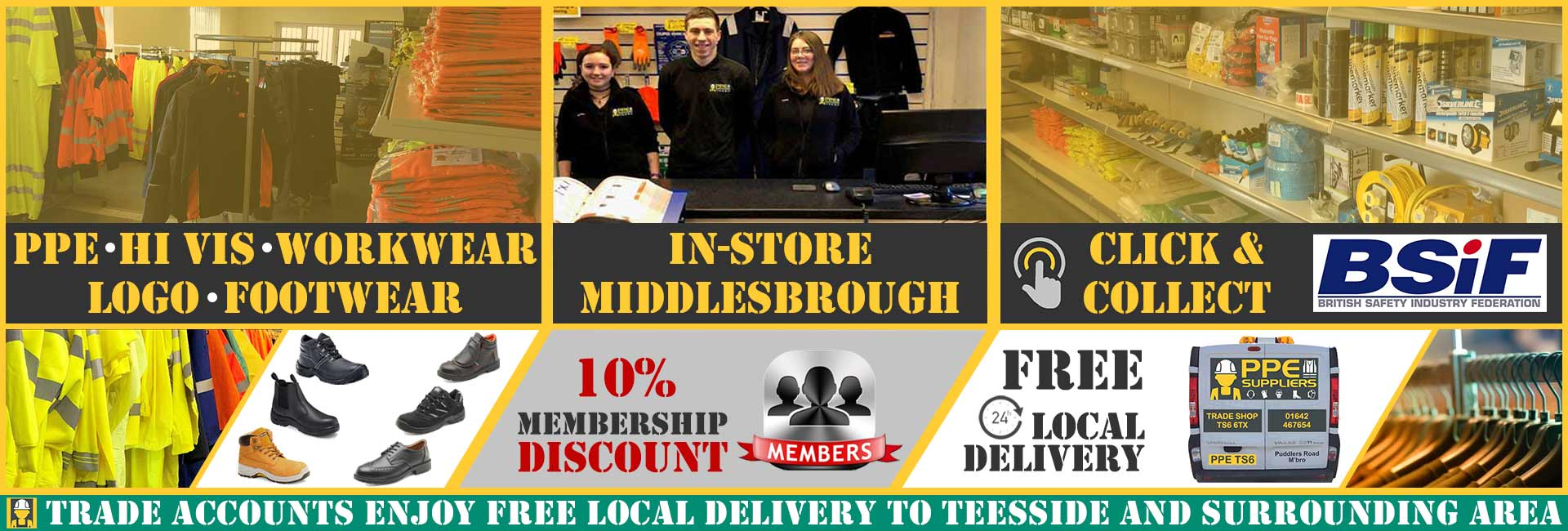 Safety-Equipment-Store-In-Middlesbrough