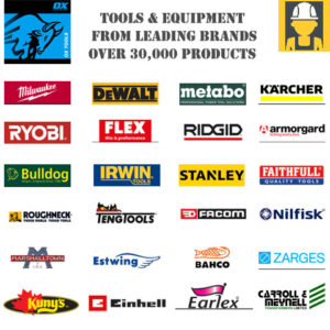 Tools And Equipment Available From Ppe Suppliers Ltd