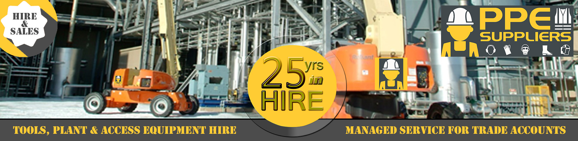 Equipment Hire And Sales In Teesside