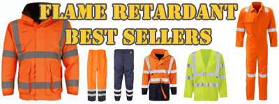 Flame Retardant Best Sellers by PPE Suppliers Ltd